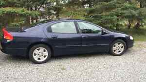 2002 Chrysler Intrepid Other