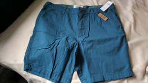 BNWT Hollister men's shorts sz 38