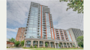 Burlington 1 Bedroom Condo In The Strata Building For Rent