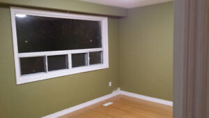3 Bed room+1 bed basement for rent in a Muslim house.
