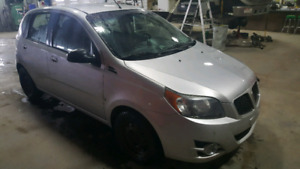 2009 Pontiac G3 Wave Wagon Many Parts Recently Replaced $2750OBO