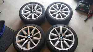 BMW 3-SERIES TIRES-RIMS-MAGS $700 OBO
