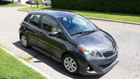 2014 Toyota Yaris SE- $13,500 or $225/month Financing
