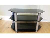 Quality TV stand in perfect condition