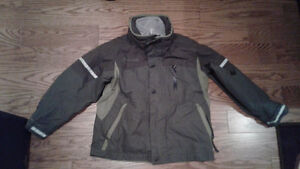 For Sale - Boys Columbia Winter Coat (Size 4/5)