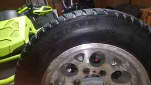 Winter tires and wheels Strathcona County Edmonton Area image 2