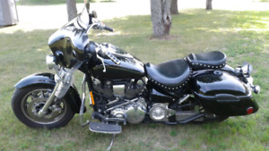 2004 Yamaha Midnight Star 1700cc