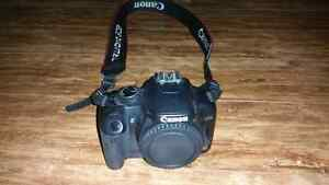 Canon Rebel EOS Rebel Xsi. Barely used!
