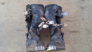 Fox Tracker Boots Jr