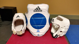 Tae Kwon Do sparring gear - Youth