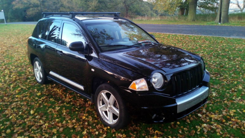 2009 lhd jeep compass 2 4 cvt limited petrol lpg. Black Bedroom Furniture Sets. Home Design Ideas
