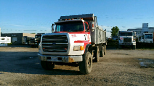 Ford L9000 Dump Tri Axel (Financing Available)