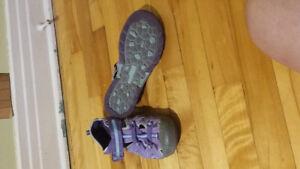 souliers jeune fille
