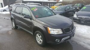 2008 PONTIAC TORRENT SUV *** LOADED ALL WHEEL DRIVE *** $4995