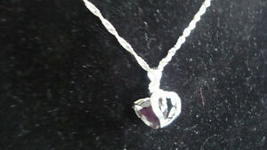 Heart Pendent Kitchener / Waterloo Kitchener Area image 2