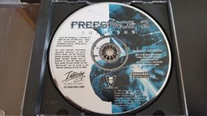 Freespace 2 Colossus - PC CD Computer game Disc Only