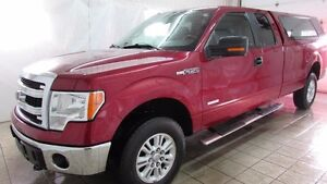 """Ford F-150 4WD SuperCab 163"""" 2013"""