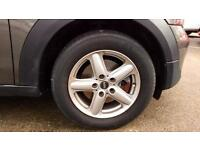 2012 Mini Countryman 1.6 One 5dr Manual Petrol Hatchback