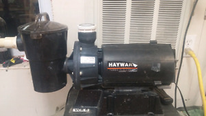 Wanted non working pool pumps