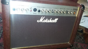 Marshall AS5OD acoustic guitar Amp
