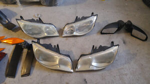 2004 Saturn ION Coupe Coupe (2 door) parts