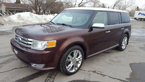 2009 FORD FLEX LIMITED 4 ROUES MOTRICES TOUT EQUIPER