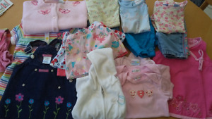 Girls Clothing Lot 6 -12 months