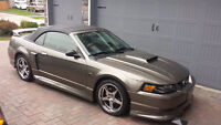 RARE COLLECTERS 2002 Ford Mustang Roushe Convertible. Excellent