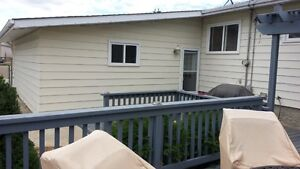 3 bedroom house for rent in Gibbons available Aug 1st