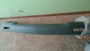 (new)plastic bumper cover for 94-98 gmc jimmy or sonma