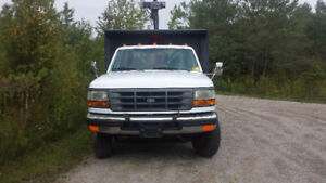 1996 Ford F-450 Dump Other