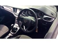 2017 Vauxhall Astra 1.0T 12V ecoFLEX Energy 5dr Manual Petrol Hatchback