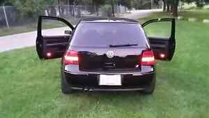 2003 Volkswagen GTI VR6 24v  Kitchener / Waterloo Kitchener Area image 2