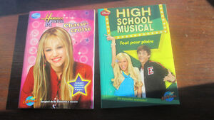 hannah montana et high school musical