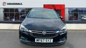2017 Vauxhall Astra 1.4T 16V 150 SRi 5dr Petrol Hatchback Hatchback Petrol Manua