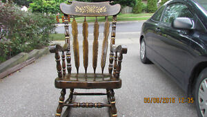 Beautiful rocking chair Kitchener / Waterloo Kitchener Area image 1