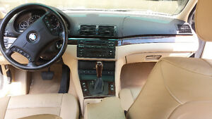 2003 BMW 3-Series 330xi Sedan, extremely good condition