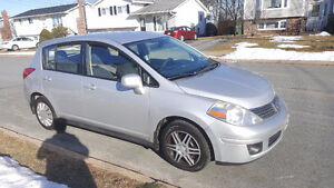 GREAT GAS SAVER RELIABLE CAR! 2007 Versa ONLY 127000KM