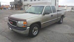 GMC SIERRA EXTENDED CAB *** CERTIFIED *** $5495