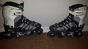 Roller Blades - Size 5 1/2 to 7 1/2