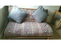 Double bed futon FREE