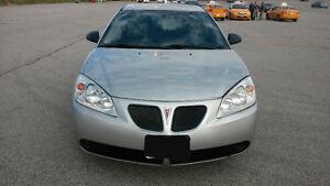 2005 Pontiac G6 SE Sedan Safety& E test.