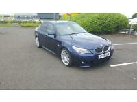 BMW 530 3.0TD auto 2009 d M Sport Business Edition