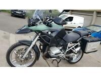 2004 04 BMW R1200GS R 1200 GS ABS PANNIERS BARGAIN ADVENTURE TOURER CLEAN BIKE