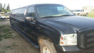 2005 Ford Excursion XLS Limo SUV, Crossover