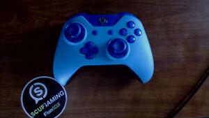 Mint Custom Made SCUFF Xbox One Controller