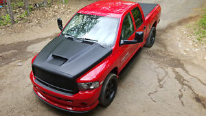 SUPERCHARGED AWD Dodge Ram 4x4 5.7L HEMI 1500 SLT LARAMIE FULL