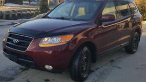2008 Hyundai Santa Fe gls 3.3 awd