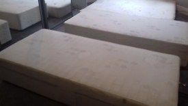 Single bed bases x 2 / free delivery