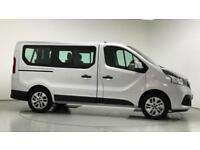 2017 Nissan NV300 1.6dCi (125PS) Tekna L1H1 (1.2t) (s/s) Combi Diesel grey Manua